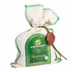 Чай Зеленый байховый 150гр 1с Сув. мешочек № 84