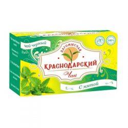 Чай Черный с мятой 20 пак*1.5 гр №14