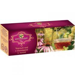 """Чай """"Тонус"""" с эхинацеей и липой 25пак*2 гр 1с №187"""